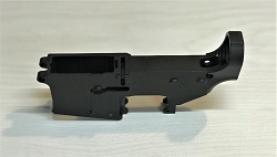 80% AR-15 Billet Anodized Black Lower