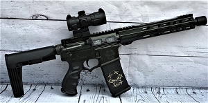 300 Blackout Hazmat Punisher AR Pistol