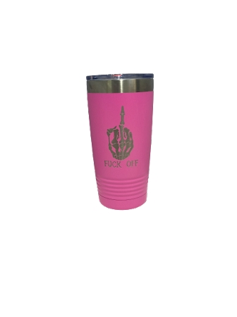 Polar Camel 20oz Pink F Off