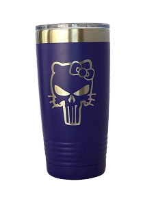 Polar Camel Purple Kitty Punisher