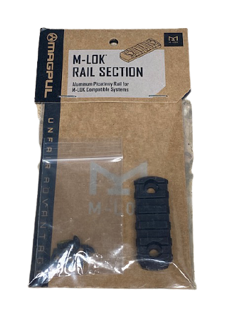 Magpul M-LOK Rail Section - 5 Slots